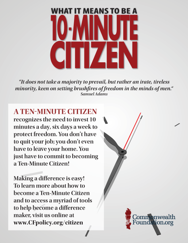 10 Minute Citizen