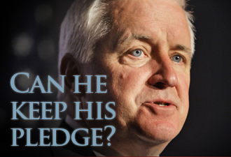 Corbett Pledge