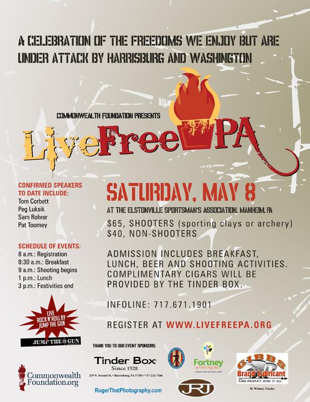 Live Free PA