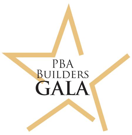 PBA Builders Gala logo